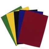 Бумага цветная бархатная
