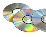Диски CD, DVD, футляры