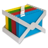 Картотеки, подвесные регистратуры и папки к ним
